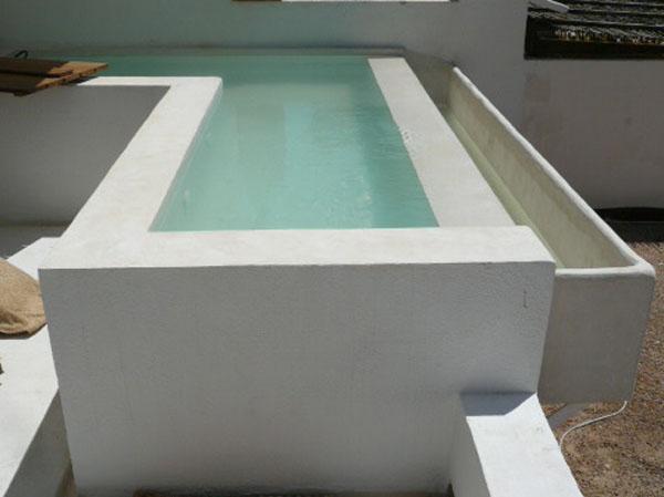 Cemento pulido piscina 2 - Microcemento galicia ...