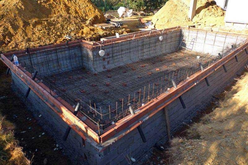 construccion de piscinas con bloques piscinas aquablock