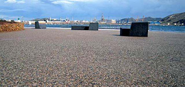 Pavimentos continuos hormig n pulido mortero for Hormigon desactivado