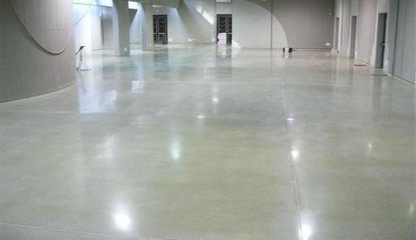 Pavimentos continuos hormig n pulido mortero for Piso cemento pulido blanco