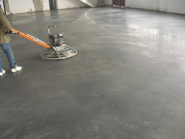 Pavimentos continuos hormig n pulido mortero - Precio microcemento m2 ...