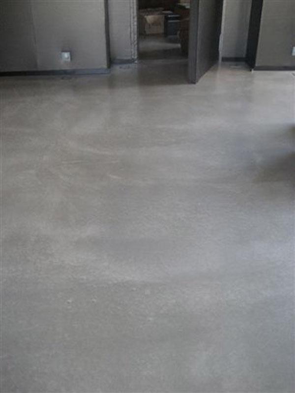 Mortero autonivelante 4 for Cemento pulido exterior
