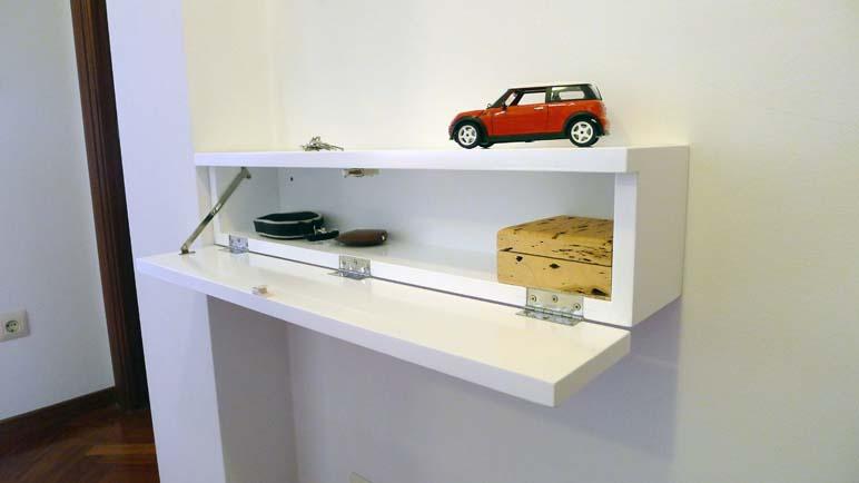 Muebles que se adaptan a nuestros espacios ad arquitectura - Muebles entrada baratos ...