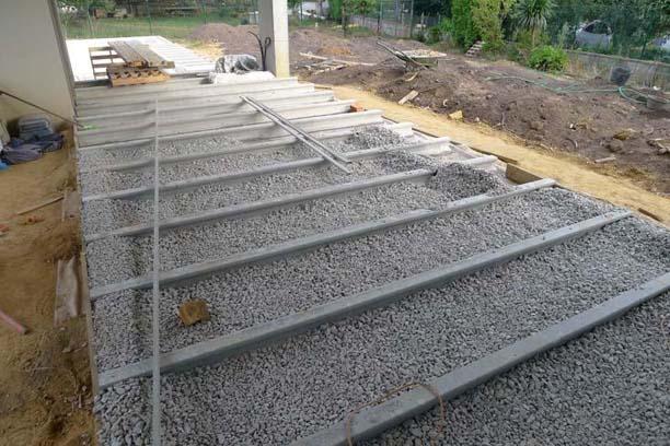 Pavimento de madera en exterior ad arquitectura - Pavimento de exterior ...
