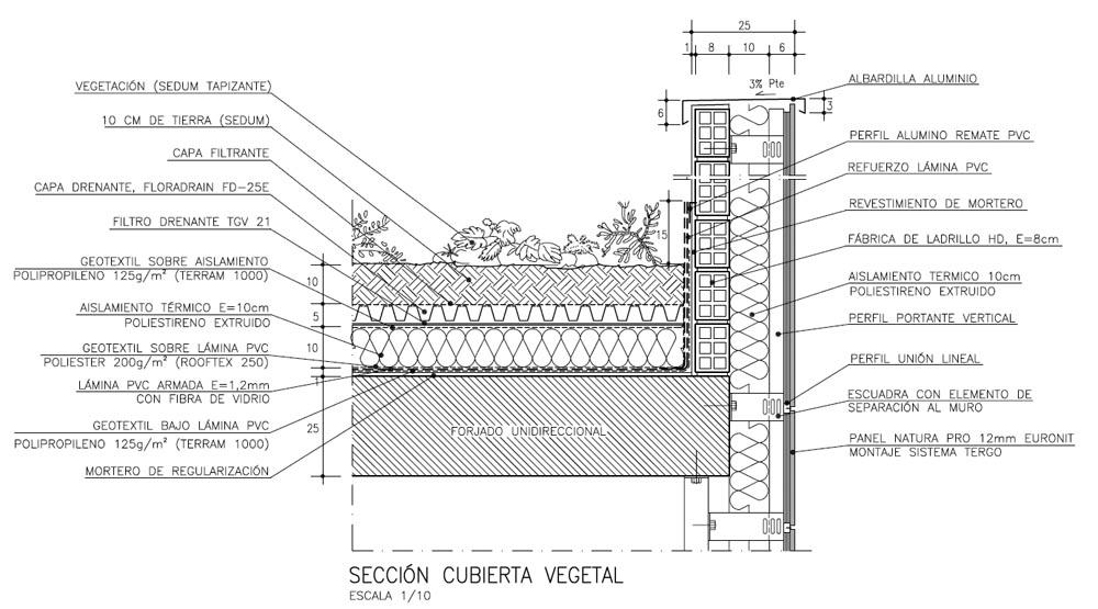 Construcci n p gina 2 ad arquitectura - Dimensiones ladrillo cara vista ...