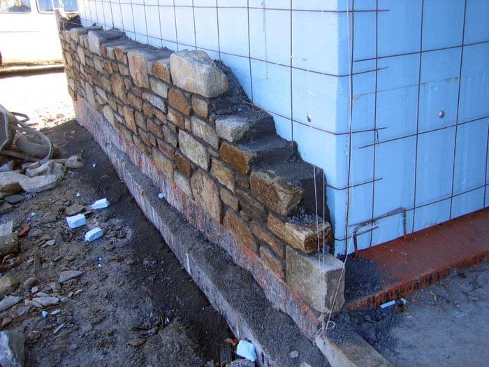 Colocaci n de piedra en viviendas r sticas sistemas - Casas de piedra gallegas ...