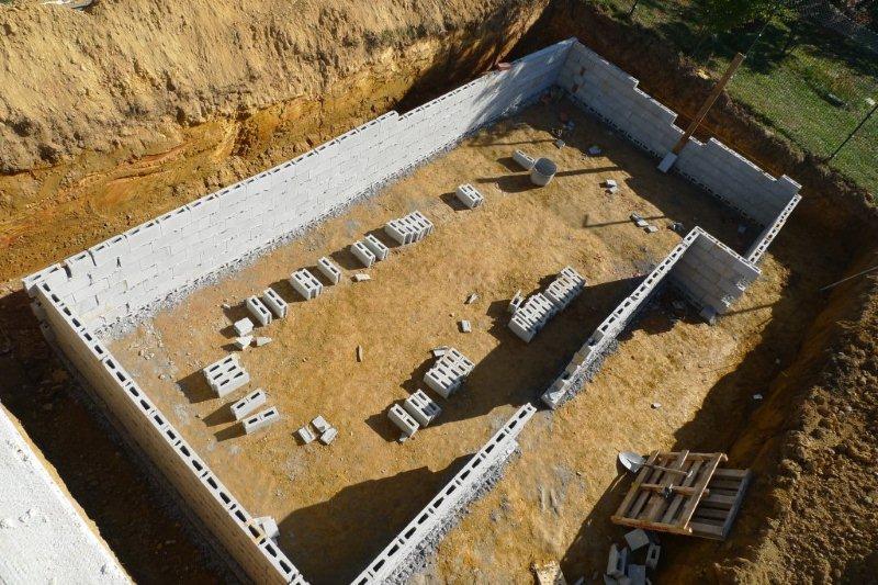 construcci n de una piscina ad arquitectura