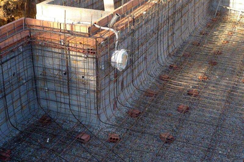 Instalacion de una piscina instalacion depuradora en - Instalacion piscina ...