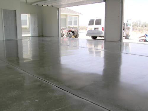 Pavimentos continuos hormig n pulido mortero - Pared cemento pulido ...