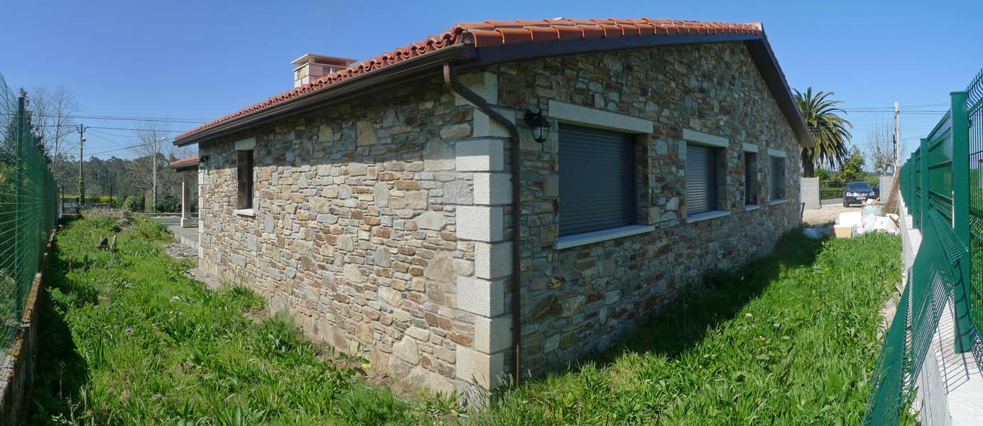 Vivienda en a borrallada nar n ad arquitectura for Piscina de naron