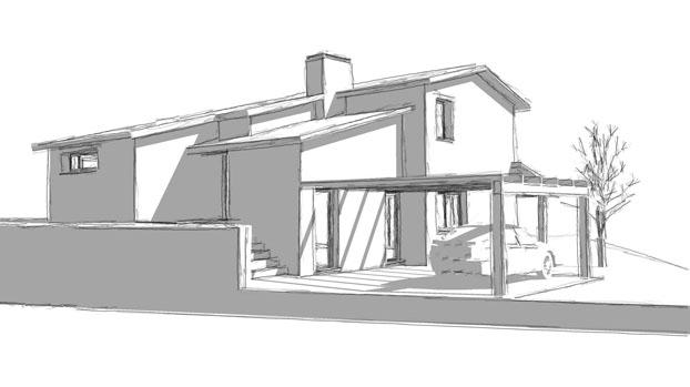 Sketchup potencia y sencillez para el dise o en 3d ad for Representacion de planos arquitectonicos